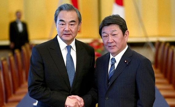 Nhật Bản sẽ nêu quan ngại về Biển Đông và biển Hoa Đông với Ngoại trưởng Trung Quốc