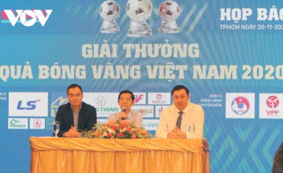 Quả bóng vàng Việt Nam 2020: Công Phượng đấu Quang Hải, Trọng Hoàng