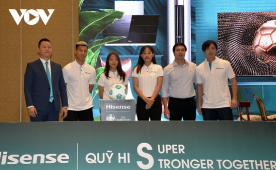 Ra mắt quỹ hỗ trợ cầu thủ Việt Nam chữa trị chấn thương