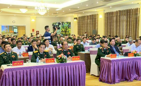 """Sơ kết cuộc vận động """"CCB Việt Nam tham gia giữ gìn trật tự ATGT và xây dựng văn hoá giao thông"""""""