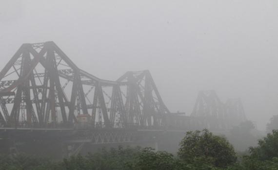 Thời tiết ngày 25/11: Bắc Bộ có mưa, sáng và đêm trời lạnh