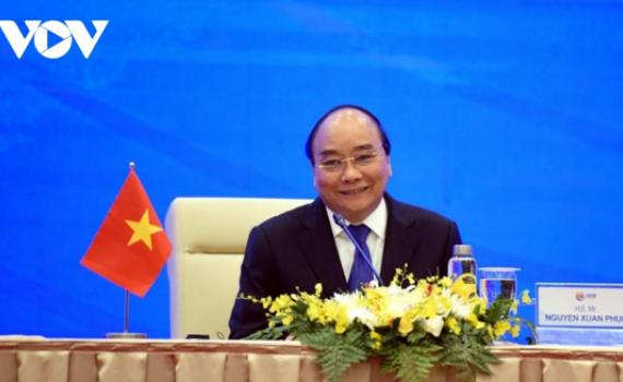 """Thủ tướng dự Hội nghị Cấp cao APEC lần thứ 27: """"Tận dụng tiềm năng con người"""""""