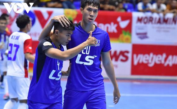 VCK Giải Futsal HDBank cúp Quốc gia 2020: Kardiachain Sài Gòn gục ngã trước Thái Sơn Nam