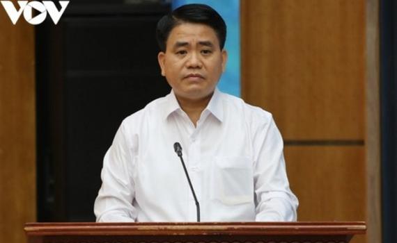 Xét xử kín vụ án ông Nguyễn Đức Chung chiếm đoạt tài liệu mật