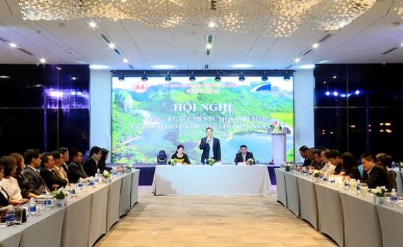 Xúc tiến, quảng bá Du lịch Ninh Bình tại thành phố Đà Lạt năm 2020