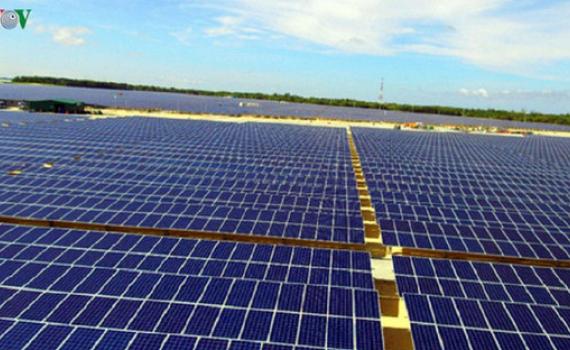 Đề xuất đấu thầu các dự án điện mặt trời từ 50-100 MWp trong năm 2020