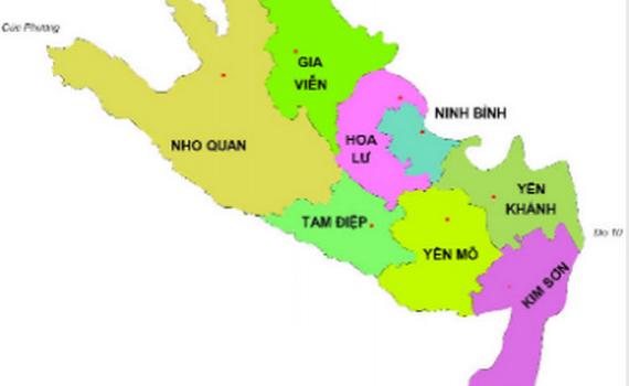 Đơn vị hành chính tỉnh Ninh Bình
