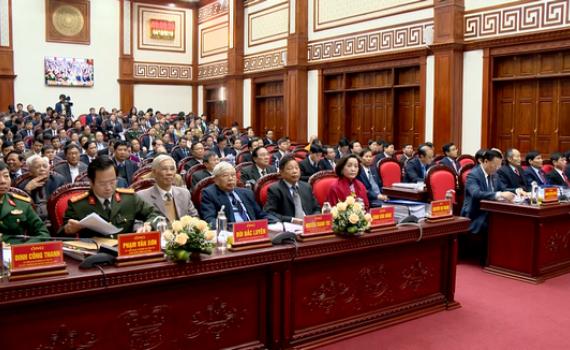 Khai mạc Kỳ họp thứ 15, HĐND tỉnh khóa XIV
