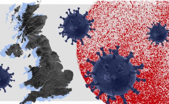 Bí ẩn đằng sau biến chủng SARS-CoV-2 đột nhiên xuất hiện ở Anh và Nam Phi