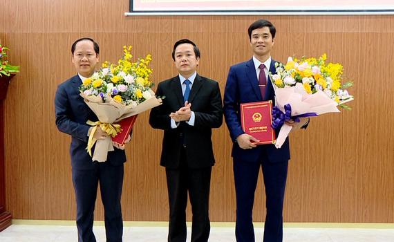 Công bố quyết định bổ nhiệm Lãnh đạo Sở GD&ĐT Ninh Bình
