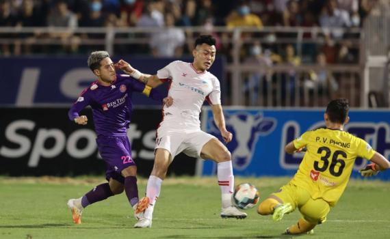 Hà Nội FC đón cầu thủ thứ 4 chuyển tới từ Sài Gòn FC