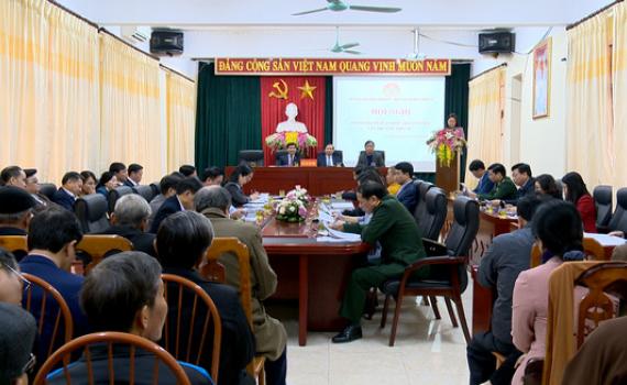 Hội nghị lần thứ năm, Ủy ban MTTQ Việt Nam tỉnh khóa XI