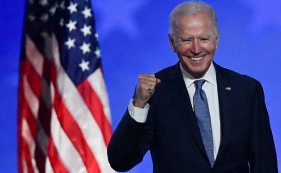 Joe Biden tuyên bố chiến thắng, kêu gọi nước Mỹ sang trang mới đoàn kết và hàn gắn