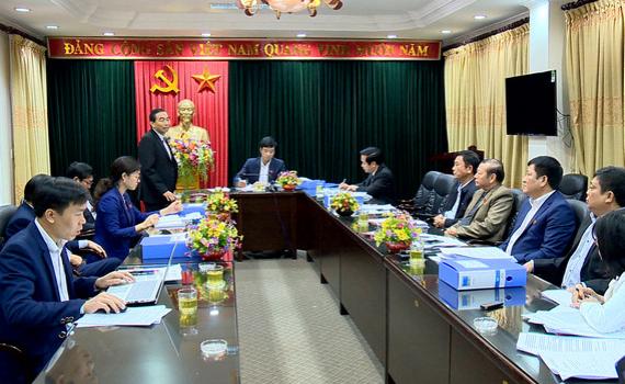 Kỳ họp thứ 21, HĐND tỉnh khóa XIV: Các đại biểu thảo luận tổ