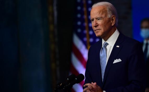 """Ông Biden nói Trung Quốc phải tuân theo """"quy tắc quốc tế"""""""