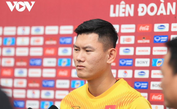 """Phan Văn Long: """"Tôi đã vượt qua chấn thương để trở lại ĐT Việt Nam"""""""