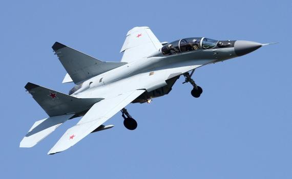 Quân đội Mỹ từng bí mật mua máy bay tiêm kích MiG-29 do Liên Xô sản xuất