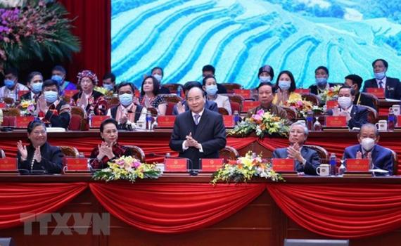"""Thủ tướng: Cộng đồng các dân tộc thiểu số là """"máu-thịt"""" của dân tộc Việt Nam"""
