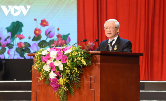Toàn văn phát biểu của Tổng Bí thư, Chủ tịch nước tại Đại hội Thi đua yêu nước