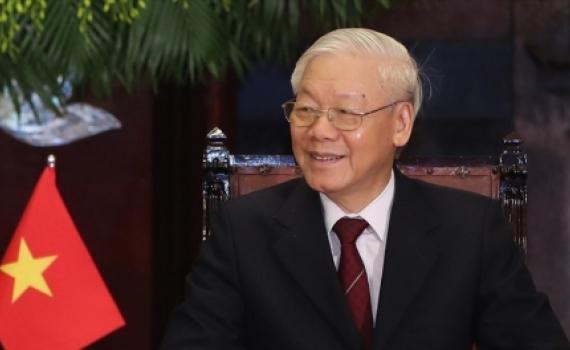 Tổng Bí thư- Chủ tịch nước gửi Điện mừng Quốc khánh Thái Lan
