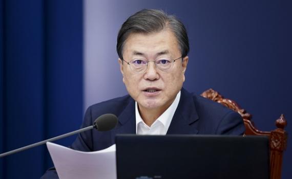 Tổng thống Hàn Quốc xin lỗi vì gây ra bất tiện lớn cho người dân trong Covid-19