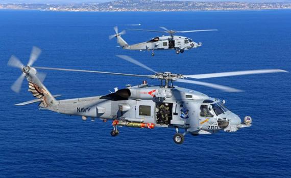 Trực thăng MH-60R Ấn Độ mua của Mỹ khủng đến mức nào?