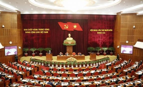Trung ương biểu quyết giới thiệu nhân sự Bộ Chính trị, Ban Bí thư
