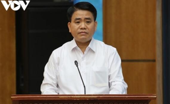 Vì sao phải xử kín ông Nguyễn Đức Chung?