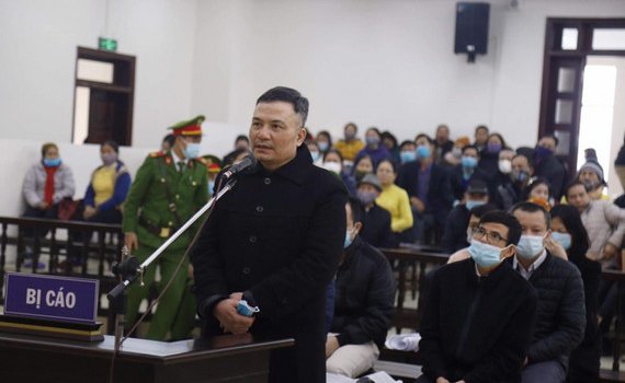 Vụ lừa đảo Liên kết Việt: Đề nghị án Chung thân với bị cáo Lê Xuân Giang