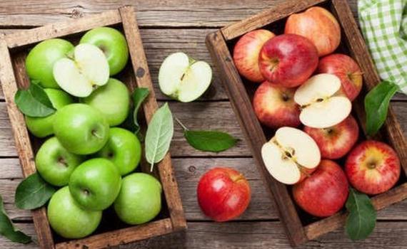 Xanh và đỏ, táo nào tốt hơn?