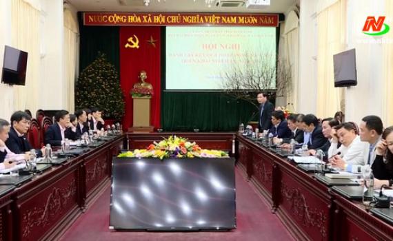 Ban đại diện HĐQT Ngân hàng CSXH tỉnh triển khai nhiệm vụ năm 2020