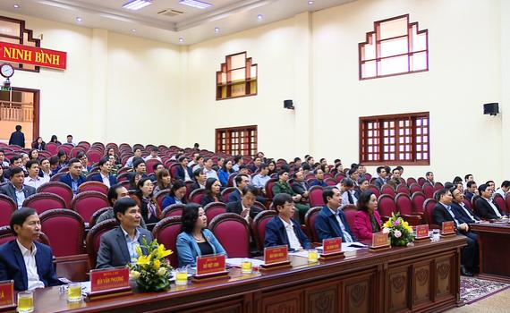 """Hội thảo khoa học """"Đảng CSVN - Trí tuệ, bản lĩnh, đổi mới vì độc lập dân tộc và CNXH"""""""