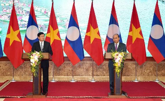 Kỳ họp lần thứ 42 Uỷ ban Liên Chính phủ Việt Nam-Lào