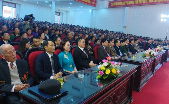 Tam Điệp kỷ niệm 90 năm ngày thành lập Đảng Cộng sản Việt Nam