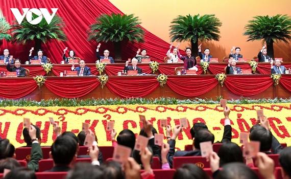Đảng Cộng sản Hoa Kỳ gửi thông điệp hữu nghị tới Đảng Cộng sản Viêt Nam
