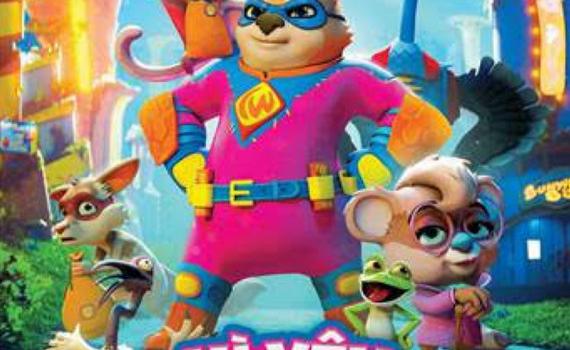 Điểm danh những phim Tết hấp dẫn dành cho các bạn nhỏ và gia đình