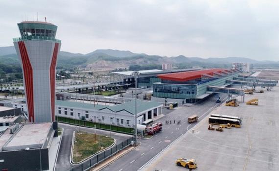 Đóng cửa sân bay Vân Đồn trong 15 ngày, bắt đầu từ trưa 29/1
