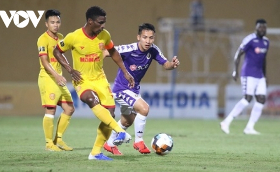 Dự đoán kết quả, đội hình xuất phát trận Nam Định - Hà Nội FC