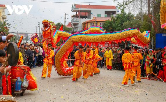 Giảm quy mô, điều chỉnh hình thức lễ hội năm 2021 để phòng, chống dịch bệnh