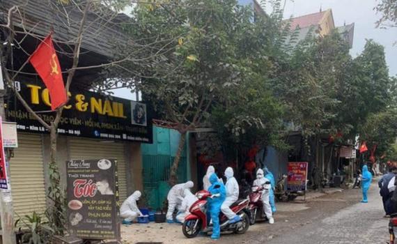 Hà Nội phong toả căn nhà số 88 phố Hàng Gai liên quan ca nghi mắc Covid-19
