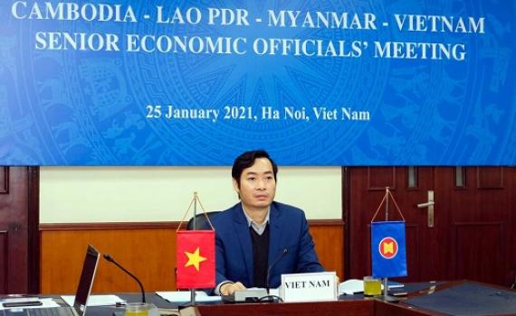 Hội nghị SEOM CLMV 20 tập trung thảo luận 6 vấn đề lớn