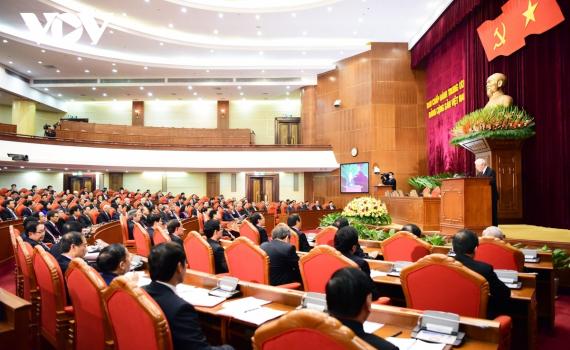 Hội nghị Trung ương 15: Thông qua nhân sự ứng cử các chức danh lãnh đạo chủ chốt của Đảng, Nhà nước khóa XIII