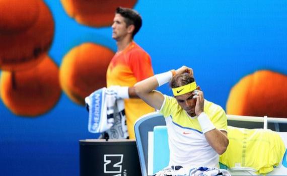 """Ngày này năm xưa: Nadal """"chạm đáy"""" sự nghiệp ở Australian Open"""