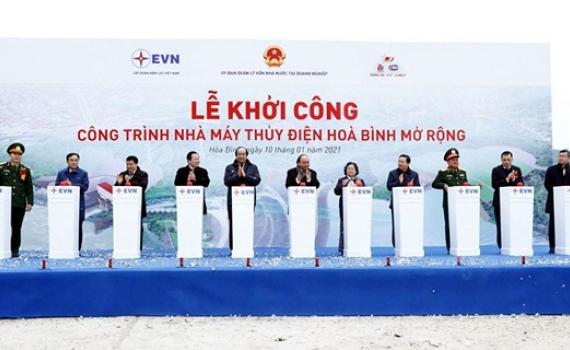 Những công trình dự án lớn tạo dấu ấn chào mừng Đại hội Đảng