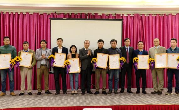 Ninh Bình có thêm 11 sản phẩm đạt chuẩn OCOP