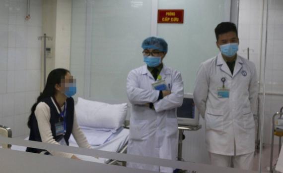 Sức khỏe của các tình nguyện viên tiêm vaccine liều cao nhất 75mcg