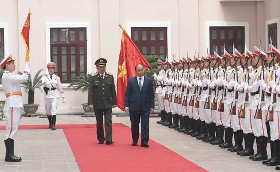 Thủ tướng: Xây dựng đội ngũ tình báo vững vàng và kiên định