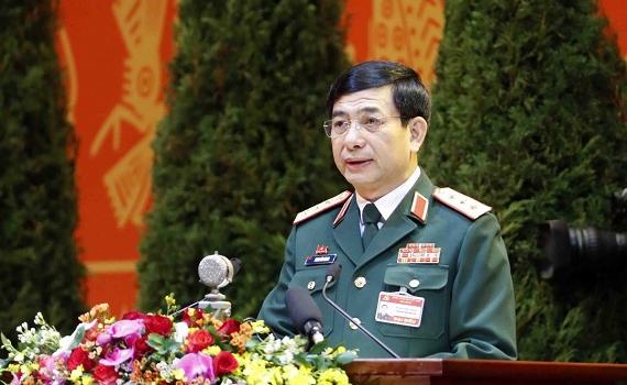 """Thượng tướng Phan Văn Giang: """"Thực hiện tốt chủ trương dân sự hóa quần đảo Trường Sa"""""""