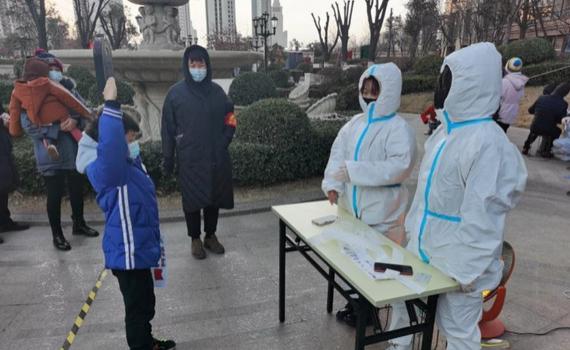 Trung Quốc có thêm hơn 100 ca lây nhiễm Covid-19 cộng đồng chỉ trong 1 ngày
