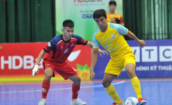 11 đội bóng đăng ký tham dự giải Futsal HDBank VĐQG 2020